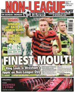 non league paper