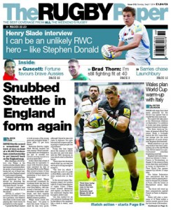 rugby paper